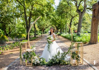 Organic Wedding Inspiration Styled Shoot – Nooitgedacht