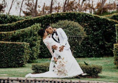 Tam & Daylyn Wedding 1